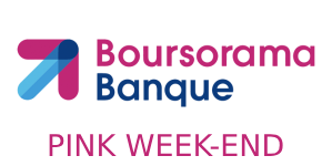 Boursorama Banque Pink Weekend
